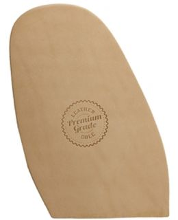 Leather Soles for DIY Shoe Repairs available in 5mm or 4mm thickness